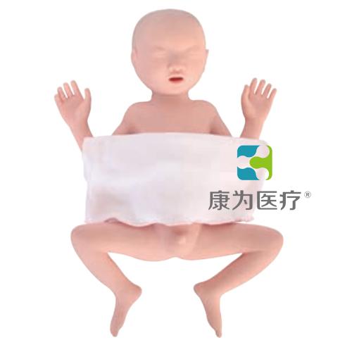 """张掖""""康为医疗""""高级30周早产儿模型,30周早产儿模拟人"""