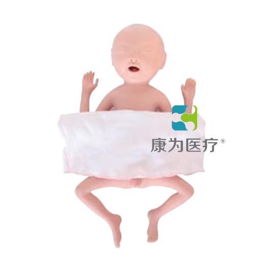 """张掖""""康为医疗""""高级24周早产儿模型,24周早产儿模拟人"""