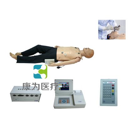 """""""康为医疗""""高智能数字网络版交互急救模拟人"""