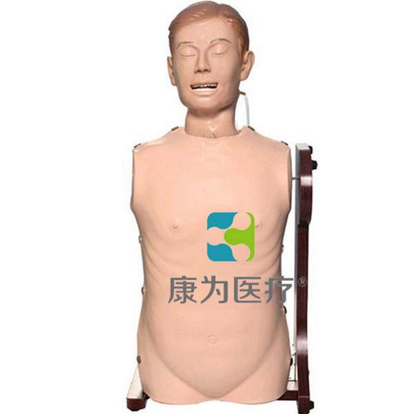 """张掖""""康为医疗""""高级鼻胃管与气管护理模型"""