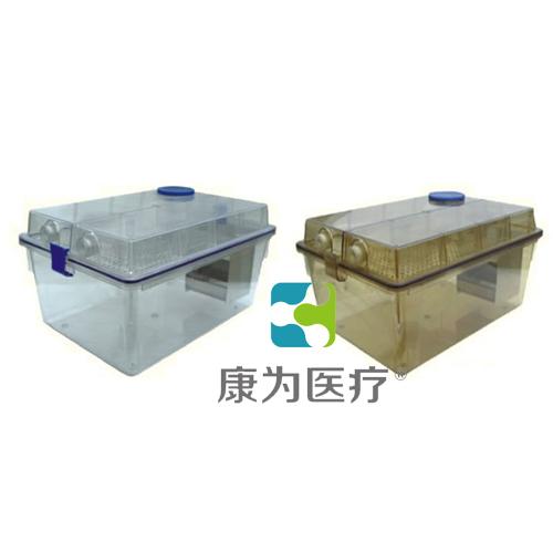 """张掖""""康为医疗""""豚鼠笼盒(可外置式水瓶)KDF/CRU"""