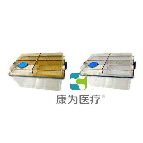 """张掖""""康为医疗""""大鼠笼盒(内置式水瓶) KDF/CAU-1"""