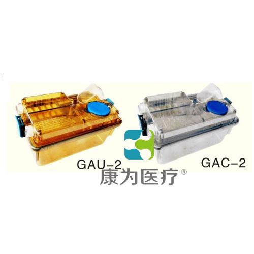 """张掖""""康为医疗""""小鼠笼盒(外置式水瓶)KDF/GAU-2"""