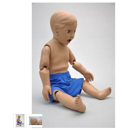 张掖Mike & Michelle®1岁幼儿护理模型