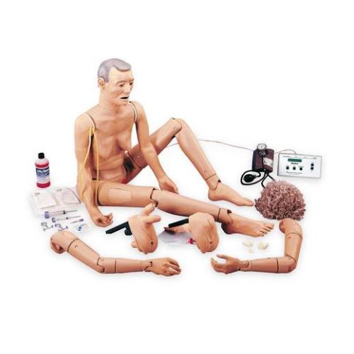 张掖德国3B Scientific®高级 GERi™ 人体模型