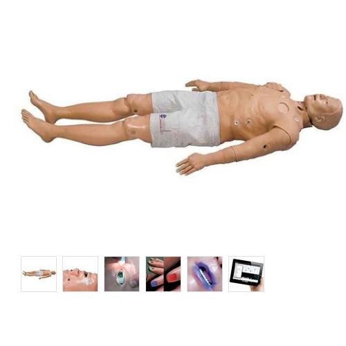 张掖德国3B Scientific®SMART STAT Complete,带iPad®