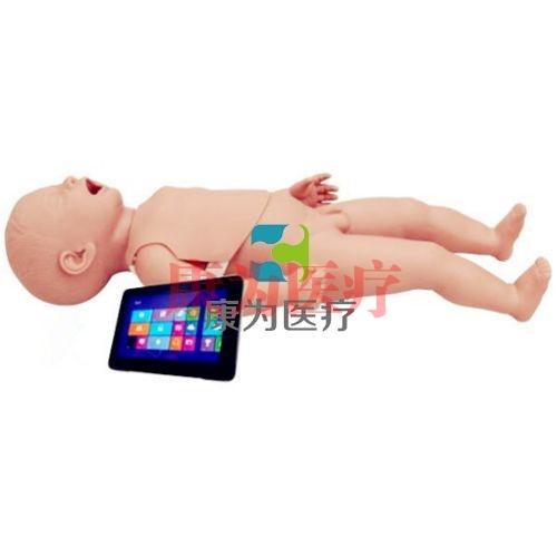 """张掖""""康为医疗"""" 触摸屏智能婴儿生命支持急救模拟训练系统( 无线考核版)"""