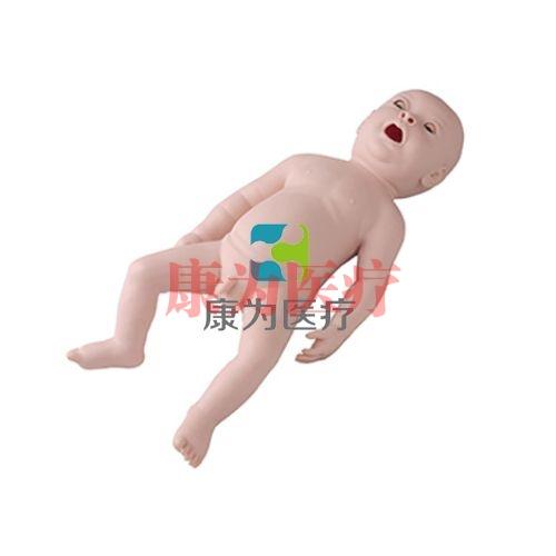 """张掖""""康为医疗""""新生儿气管插管模型,高级新生儿插管操作模型"""