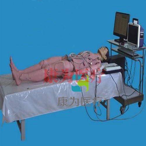 无线PAD版心电图模拟人